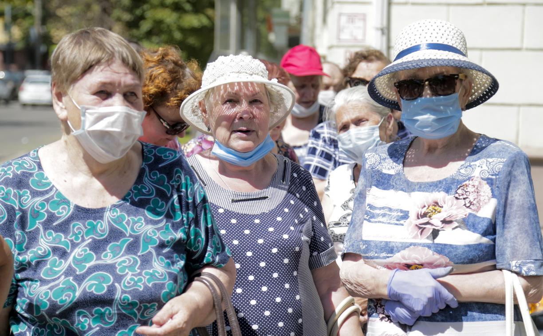 Названы даты повышения пенсий в России