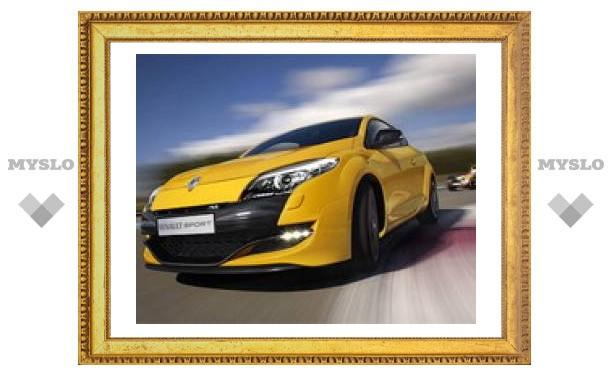 В Женеве представлен самый мощный Renault Megane