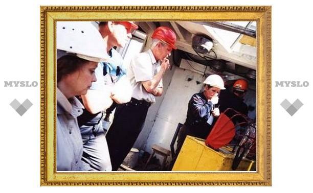 В Тульской области прокуратура провела проверку на Узловской металлобазе