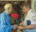 Глава тульского УМВД Василий Худык поздравил ветеранов с Днём Победы