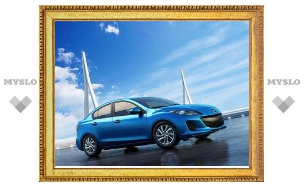 """""""Мазды"""" с новыми двигателями SkyActiv появятся в России в 2012 году"""