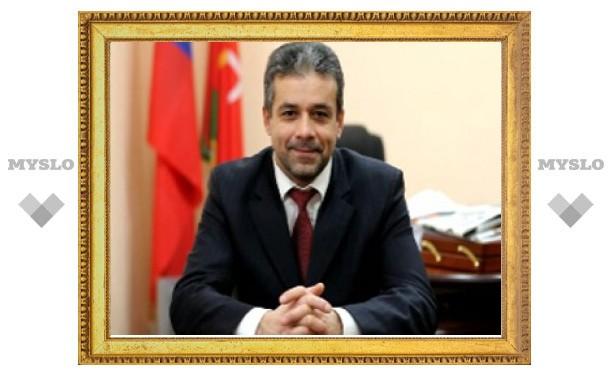 Вадим Жерздев поздравил жителей Тульской области с Новым годом