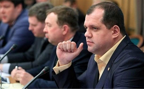 Александр Лучин стал советником-наставником правительства Тульской области