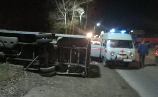 ДТП с маршруткой в Туле: пассажир скончался в больнице
