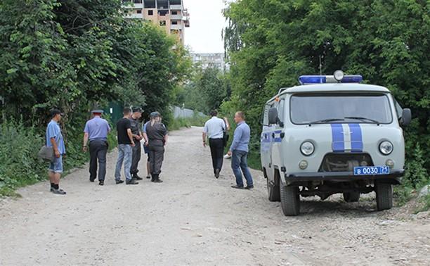 В Туле найдено полуобнаженное тело женщины