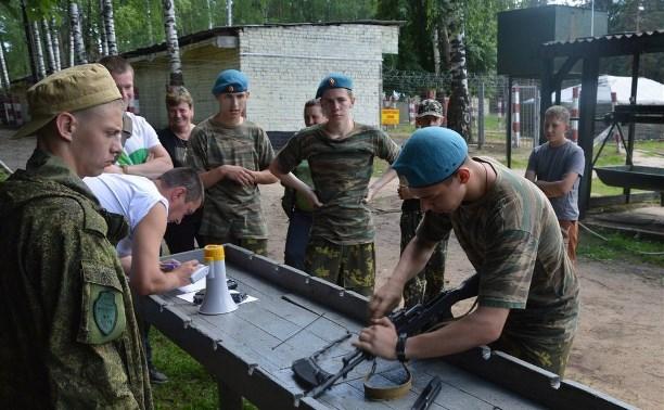 Туляки взяли серебро на военно-патриотическом форуме ЦФО