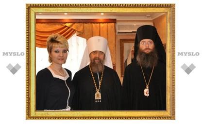 Тульский уполномоченный по правам ребенка подписал Соглашение о взаимодействии с духовниками
