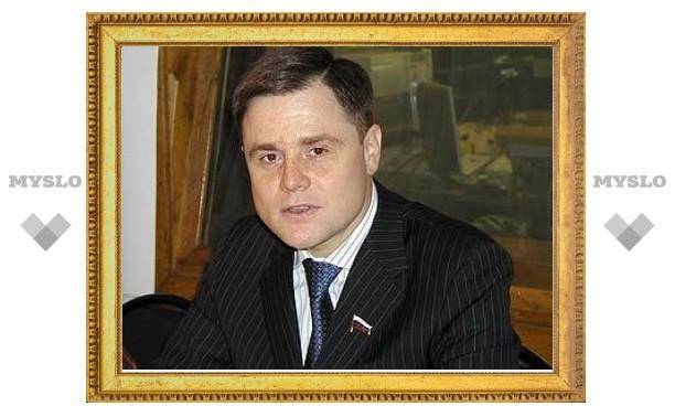 Началась встреча губернатора с новомосковцами