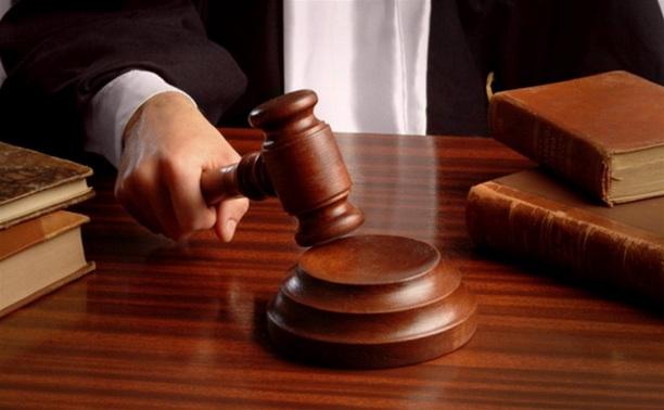 В Новомосковске осудили мужчину, зарезавшего знакомого выкидным ножом