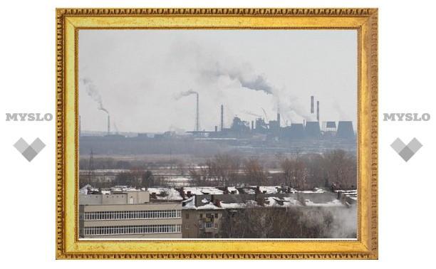 Тульская область стала самым грязным регионом России
