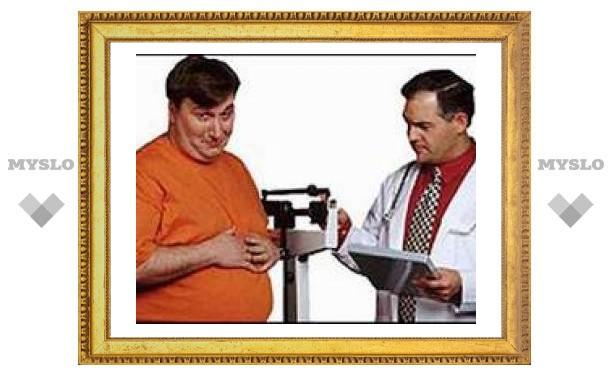Физически активные толстяки живут дольше худых лентяев