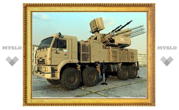 Россия завершает поставки зениток тульских оружейников для ОАЭ