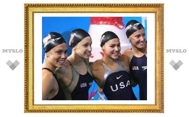 Россия уступила лидерство в медальном зачете ЧМ по водным видам спорта