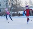 В Туле прошли состязания конькобежцев