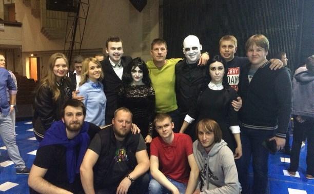 Команда КВН «Сборная Тульской области» прошла в полуфинал международной лиги