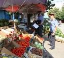 Роспотребнадзор забраковал 52 кг овощей в Щекино: в них были нитраты