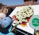 В Туле прошла благотворительная акция «Белый цветок»