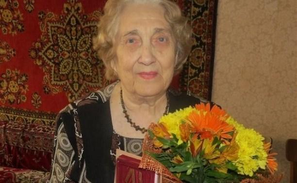 Скончалась профессор ТулГУ Нина Юрманова
