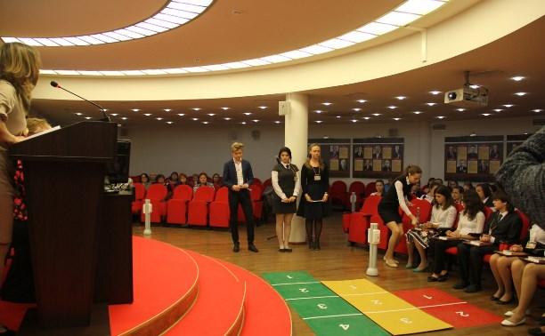 В Туле состоялось открытие очного тура олимпиады «Умницы и умники»