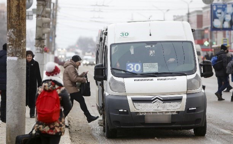 Администрация Тулы удалила с сайта информацию о поборах с городских перевозчиков