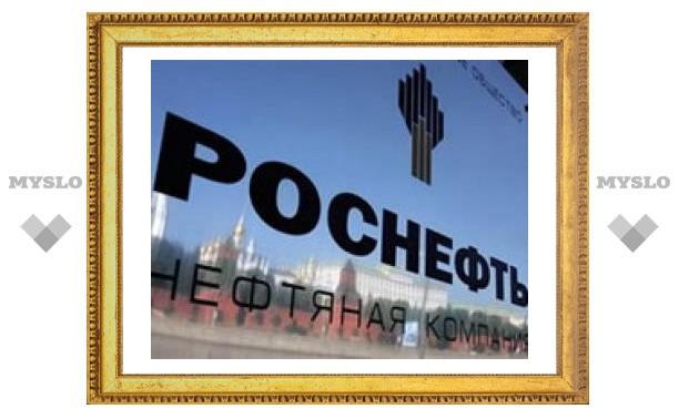 """""""Роснефть"""" за год увеличила прибыль вчетверо"""