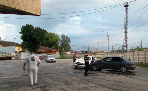 Трехлетний мальчик пострадал в ДТП около Московского вокзала