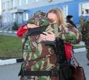 Бойцы ОМОН тульской Росгвардии вернулись из командировки с Северного Кавказа