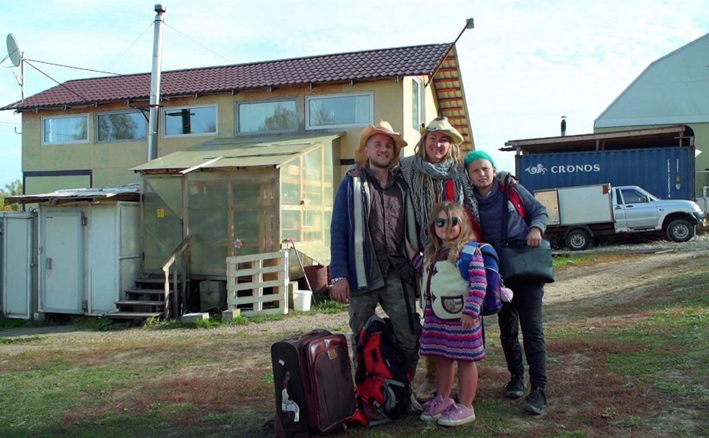 Семья Сотниковых из Тульской области приняла участие в реалити-шоу «Обмен домами»