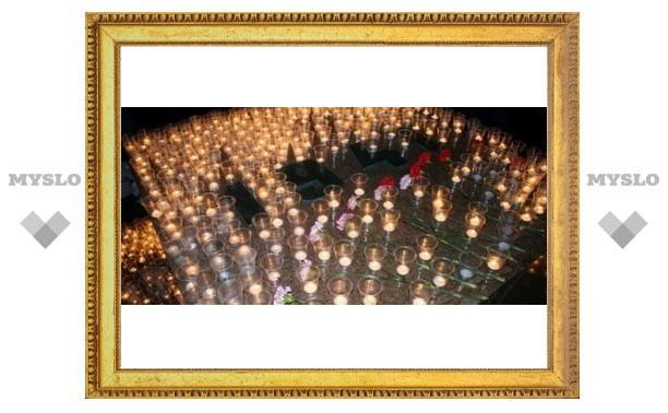 Туляки зажгут тысячи свеч