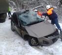 На М-2 «Крым» в ДТП с грузовиком погибла женщина