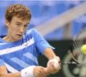 Тульский теннисист сыграет за сборную России