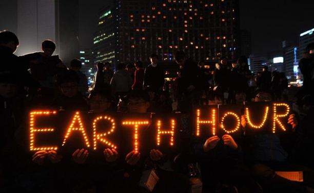 Министр природных ресурсов и экологии области предлагает тулякам выключить свет