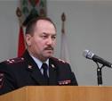 Начальник Тульского МВД посетил Кимовский район