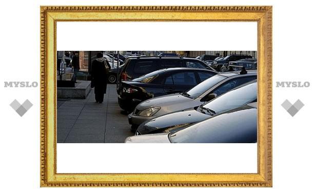 Тульские парковки подешевеют?