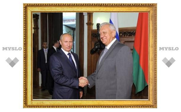 Путин дал Белоруссии новую скидку на газ