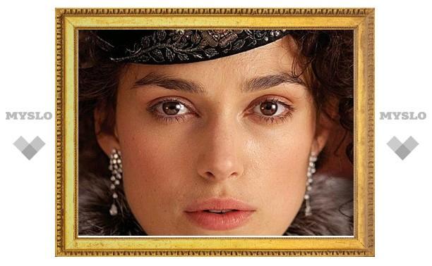 Появились первые кадры Киры Найтли в роли Анны Карениной