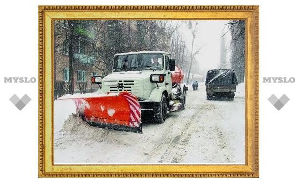 Уборка снега в Туле взята на контроль прокуратурой