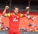 Кирилл Комбаров о предстоящем матче с «Уралом»: «Настраиваемся только на победу»