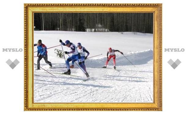 Тульские лыжники остались без медалей