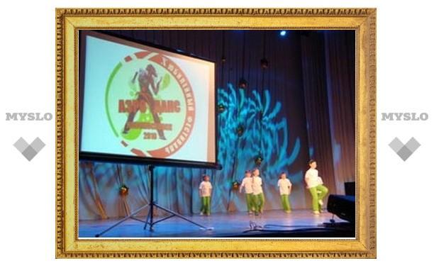 Под Тулой провели шоу-фестиваль «Aerodance»