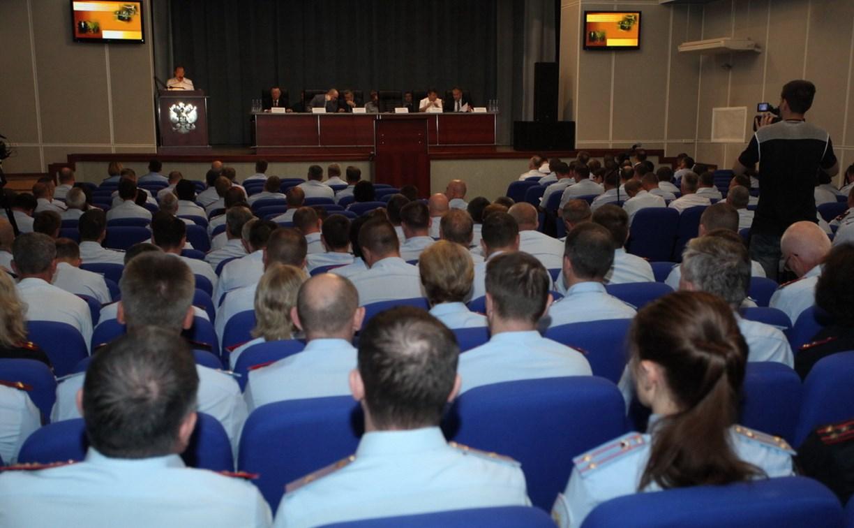 В Тульской области появилось специализированное управление МВД для борьбы с мошенничеством