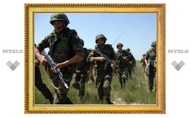 Тульские десантники проведут учения