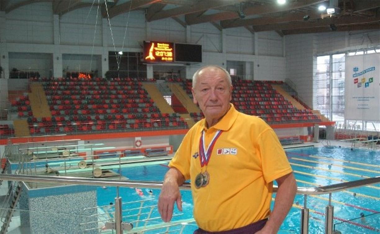 Туляк привез с Кубка России по плаванию серебро и бронзу