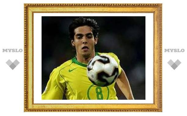 Пеле назвал Кака лучшим футболистом мира