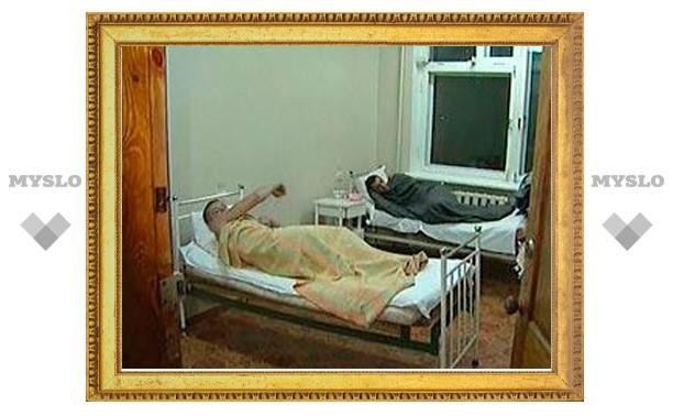 Под Тулой задержан зачинщик поножовщины