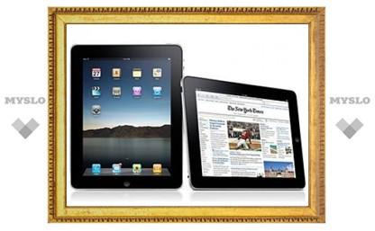 Выход первой газеты для iPad отложили