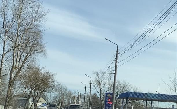 Самые «убитые» дороги Тулы: море грязи на улице Кирова