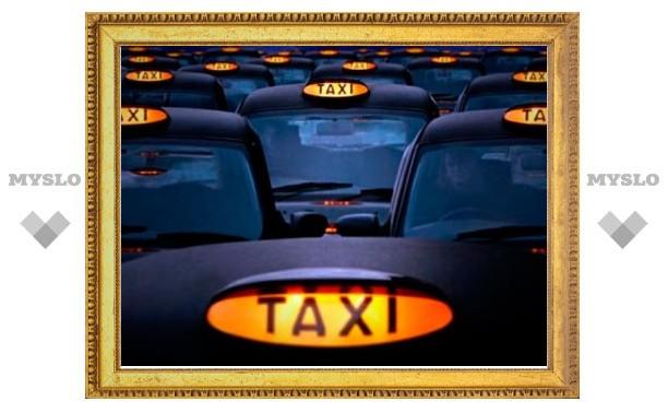 Тула лишилась «бомбил», а таксистов обязали выдавать чеки