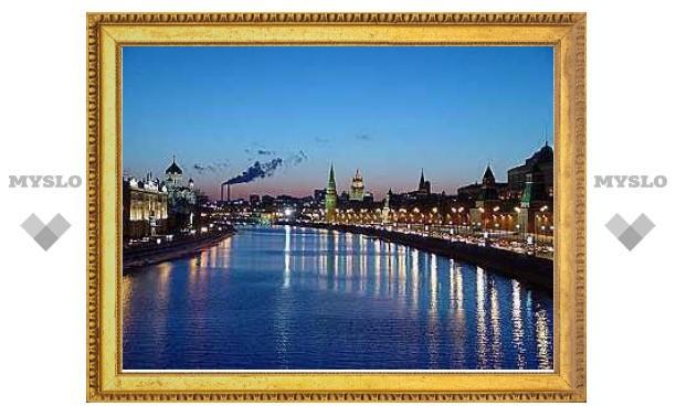 Москва войдет в десятку самых влиятельных городов мира к 2020 году