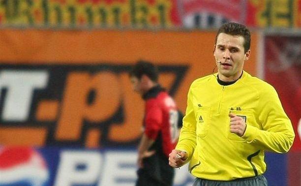 Тульский «Арсенал» и оренбургский «Газовик» рассудит москвич